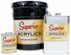 Superior Acrylic Penetrating, Quart