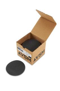 "VSM PSA Silicon Carbide Sandpaper 5"" 40 Grit"