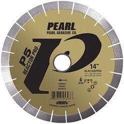 Pearl P5 Reactor Pro Silent Core Blades, 50/60 Arbor