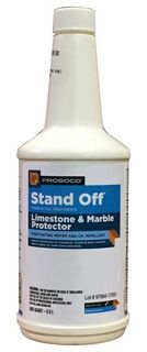 Prosoco Standoff Limestone And Marble Protector, 1 Quart