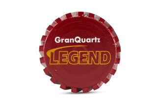 """Legend Zero Tolerance Wheels Segmented, 3"""" x 1-5/8"""" x 5/8-11"""