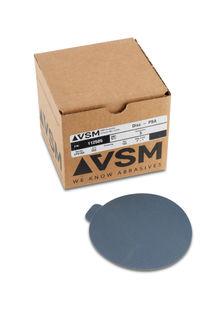 """VSM PSA Silicon Carbide Sandpaper 5"""" 500 Grit, Box 100 pieces"""