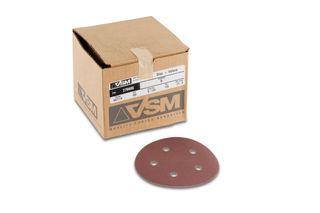 """VSM PSA Silicon Carbide Sandpaper 5"""" 800 Grit, Box 100 pieces"""