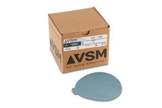 """VSM PSA Silicon Carbide Sandpaper 5"""" 1000 Grit, Box 100 pieces"""
