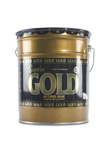Superior Gold Knife Grade Adhesive 5 Gallon