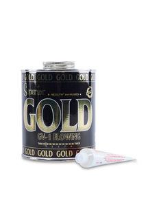 Superior Gold Flowing Adhesive Quart