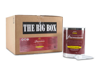 GranQuartz Legend Polyester Knife Grade Transparent Big Box (UPS Ready)