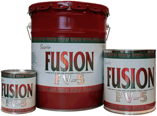 Superior Fusion FV-5 Vinyl Ester and MMA Knife Grade Adhesive 2 Pack
