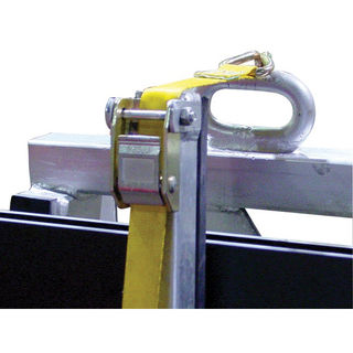 Groves Transport Rack Hold Down Bar and Strap Assembly for TR4496