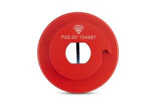 "Diarex Pro Series Shaping Wheel 4"" Position 00 Snail Lock"