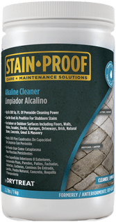 Stain-Proof Alkaline Cleaner 2.2 lb, Case of 12