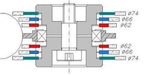 Marmoelettromeccanica V30 Master Frangistone