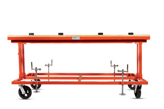 Diarex Dual Function Table/Dolly, 1200lb Capacity