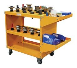 DIAREX CNC TOOL CART FOR ISO 30 TOOL HOLDERS