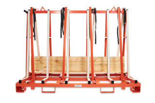 Diarex A-Frame Transport Rack II, 6ft without Wheels