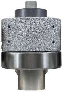 """NSI Drum Wheel 3"""" Coarse Assembly with Bearing"""
