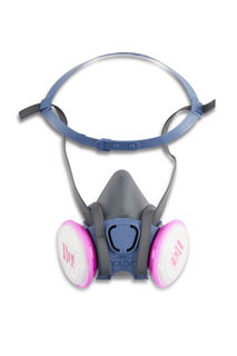 Moldex 7000 Pre-Assembled Half Mask Respirator with P100 Large
