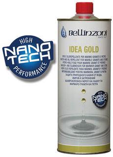 Bellinzoni Idea Gold Stain Protector, Liter