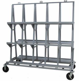 Groves Heavy Duty Backsplash Cart HDBSC8472