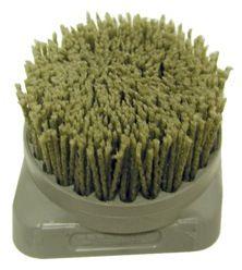 Abrasivos Alicante Frankfurt Aging Brush, 46 Grit Trapezoid Brush Pattern