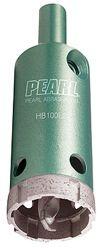 """Pearl P4 GP Dry Core Bit 1"""" Diameter 3/8"""" Shank HB100L2"""