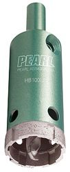 """Pearl GP Dry Core Bits 2"""" x 2-1/4"""" with 3/8"""" Shank HB200L2"""