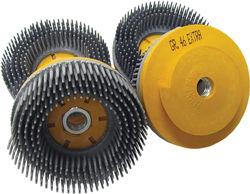 """Tenax Filiflex Brushes 5"""" Snail Lock"""