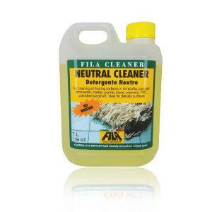 Fila Cleaner, Neutral Cleaner, 1 gallon