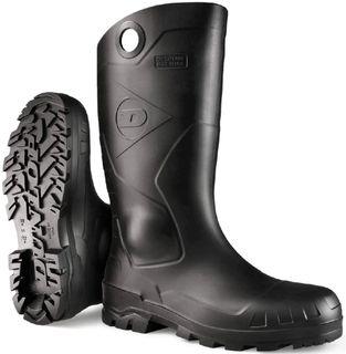 Chesapeake PVC Boots Size 7 Steel Toe