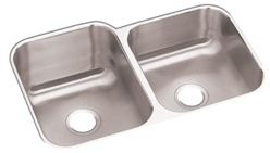 Revere Stainless Steel Sink 18 Gauge 60/40 Square 10x8