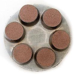 "Lavina Calibra Ceramic Pads 3"""