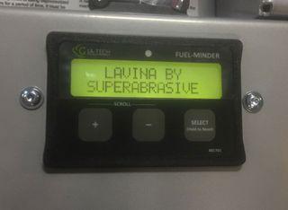 Lavina Environgard Emissions Box For Propane Machines W2802