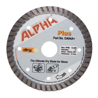 Alpha Plus Dry Cut Turbo Blades