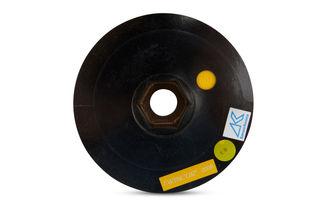 "Alpha Twincur EB 5"" 200 Grit Snail Lock"