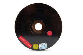 "Alpha Twincur EB 5"" 500 Grit Snail Lock"
