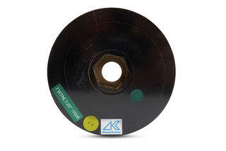 "Alpha Twincur EB 5"" 1000 Grit Snail Lock"