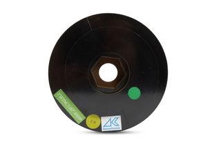 "Alpha Twincur EB 5"" 2000 Grit Snail Lock"