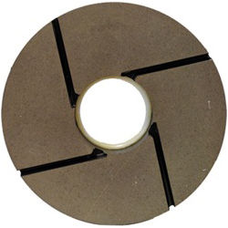 "4"" Alpha Twincur Resin Bond Polishing Discs"