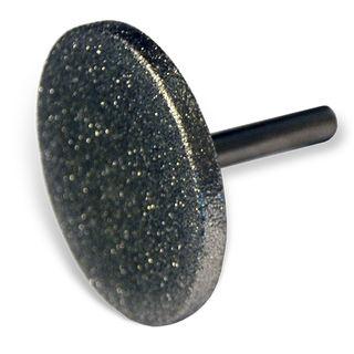 "Diamond Wright Electroplated Profiling Bit 2"" Dia x 1/4"" Shaft Grinding Disc 30/40 902-221-1523"