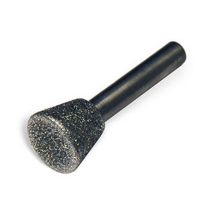 """Diamond Wright Electroplated Die Grinder 902-221-0510 Dove Tail 5/8"""" Diameter 50/60 Grit"""