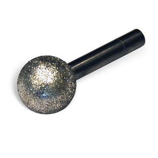 "Diamond Wright Electroplated Die Grinder 902-221-0514 3/4"" Diameter, 1/4"" Shaft"