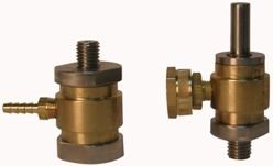 """Water Jacket 091-200-0152, 1/2"""" Shaft, 5/8""""-11 with Garden Hose Connection"""