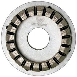 ADI Pre-Cut Wheel Park Velocity 130x18mmx30 DGR 80mm Bore