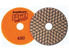 "4"" Pro Series Dry Polishing Pads"