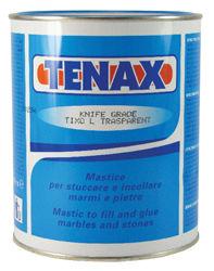 Tenax Transparent Tixo EX Knife Grade Polyester, 4 Liter