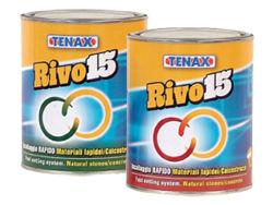 TENAX RIVO 15 KNIFE GRADE FAST SET EPOXY, 2L UNIT (15M)