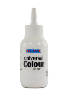 Tenax Universal Color For Polyester and Epoxy, White, 2.5 oz