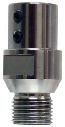 """Anchoring/Engraving Standard Adapter 3/8"""" and 10mm, 1/2"""" Gas Connectio"""