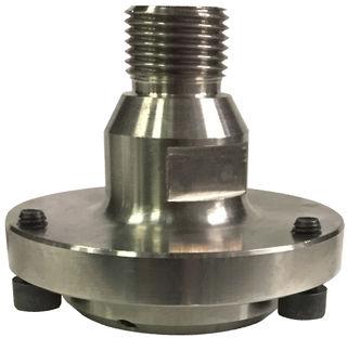 "ADI Stubbing Wheel Adapter 91mm Stubbing Wheel 1/2"" Gas"