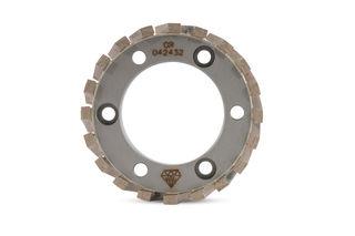 ADI Stubbing Wheel, 50mm Arbor, 87x20x5, Position 1 Granite